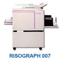 ризограф RISOGRAPH 007